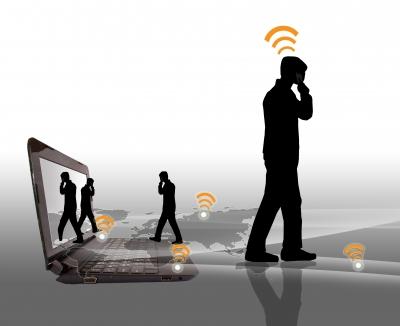 Diffusione wifi